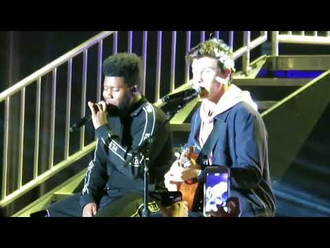Shawn Mendes & Khalid - Youth Live (HD) Mp3
