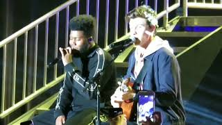Shawn Mendes & Khalid   Youth Live (HD)
