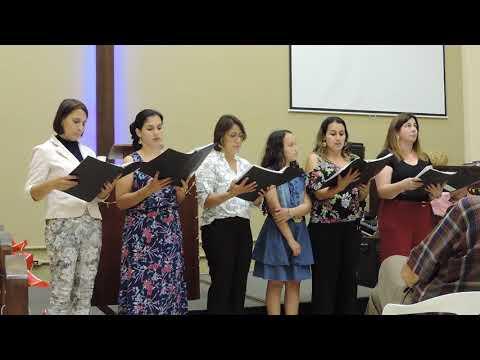Especial de Natal  do Coral da Igreja Batista Bíblica em Balsa Nova
