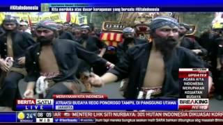 Breaking News: Reog Ponorogo Ramaikan Acara Kita Indonesia