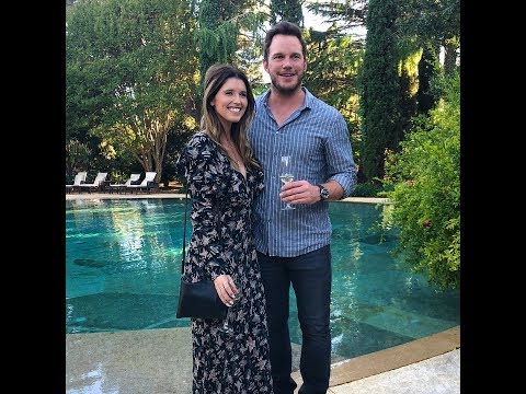 Chris Pratt and Katherine Schwarzenegger share first pic of daughter Lyla Marie