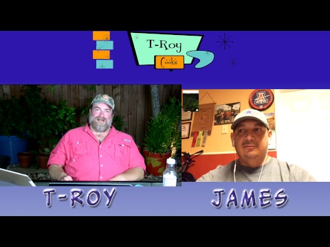 Live Tuesday Q&A with T-ROY and James and Tom | Ep 80