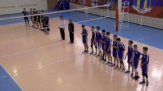 Волейбол. Детская лига. Кострома - Калуга - 3:0