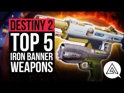 Destiny 2 Weekly Reset: Raid Prestige prep, Iron Banner