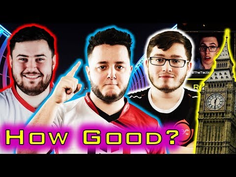 Roster Rating: LONDON - Championship Contenders?    CDL Rostermania News & Rumors    CoD: MW