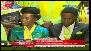 Mbiu ya KTN: LPK rally behind President Uhuru Kenyatta in his presidential re-elections bid of 2017