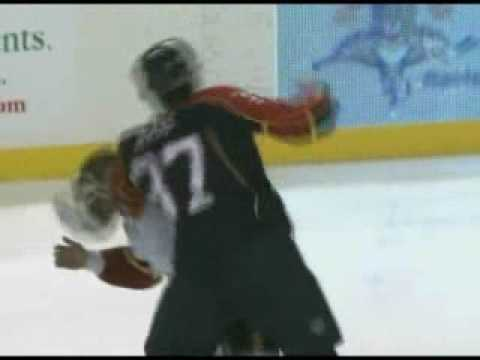 Mark Smith vs Tanner Glass
