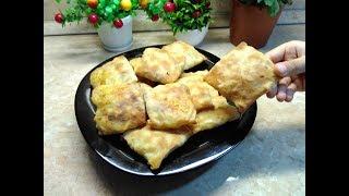 Вместо Пирожков! Удивительно Вкусно и Быстро! Таджикская самса бурак