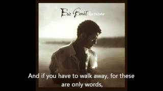 Eric Benét - My Prayer (with lyrics)