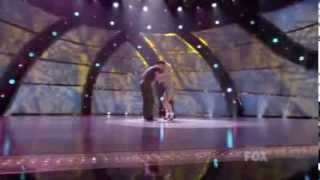 Malece and Alan Jazz Come Dance With Me So You Think You Can Dance Season 10