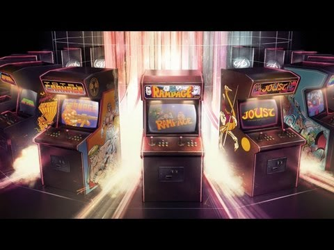 CGR Undertow - MIDWAY ARCADE ORIGINS review for PlayStation 3