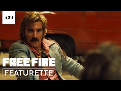 Free Fire | Vernon | Official Featurette HD | A24