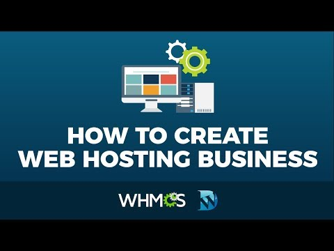 , title : 'How To Create A Web Hosting Business With Wordpress - WHMCS Tutorial