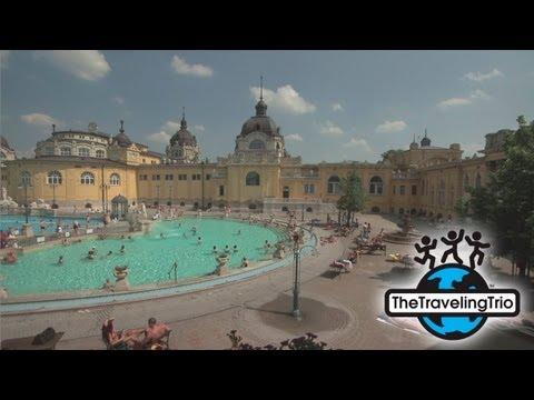 Budapest, Hungary - Sneak Peek - The Traveling Trio