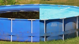 Easy Crystal Clear Pool Water