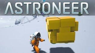 СЛЕТАЛИ НА ЛУНУ - Astroneer #7
