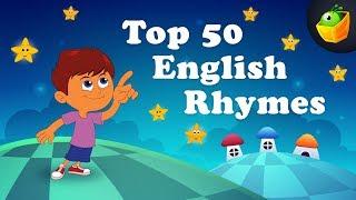 50+ Nursery Rhyme Songs