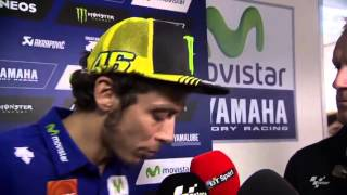VALENTINO ROSSI's VIEW On The SEPANG CRASH - Márquez