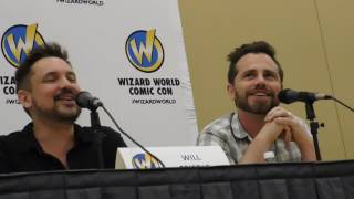 Boy Meets World Panel (Will Friedle & Rider Strong @ Wizard World Philadelphia)