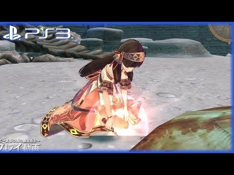 Видео № 0 из игры Atelier Shallie: Alchemists of the Dusk Sea [PS3]