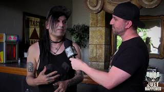 Reyka Osburn of Death Valley High - Live Interview