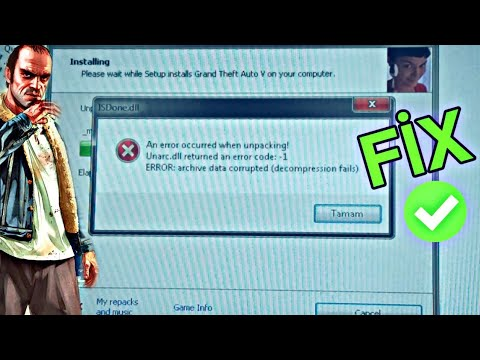 How to fix Stuck and install Any Fitgirl Repack Assassin's Creed