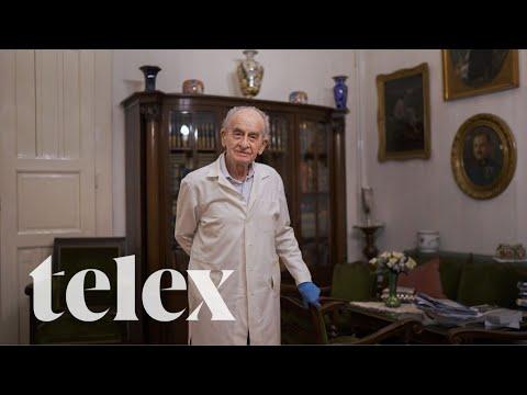A 97 éves aktív háziorvos, aki a munkatábort is megjárta