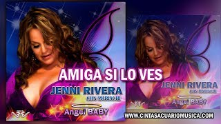 Lyric Video Lirico Ahora Vengo A Verte Jenni Rivera Con