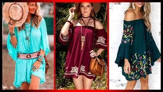 HOW TO DRESS BOHO CHIC | BOHEMIAN STYLE ESSENTIALS AND OUTFIT IDEAS