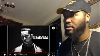 Eminem - Despicable - REACTION