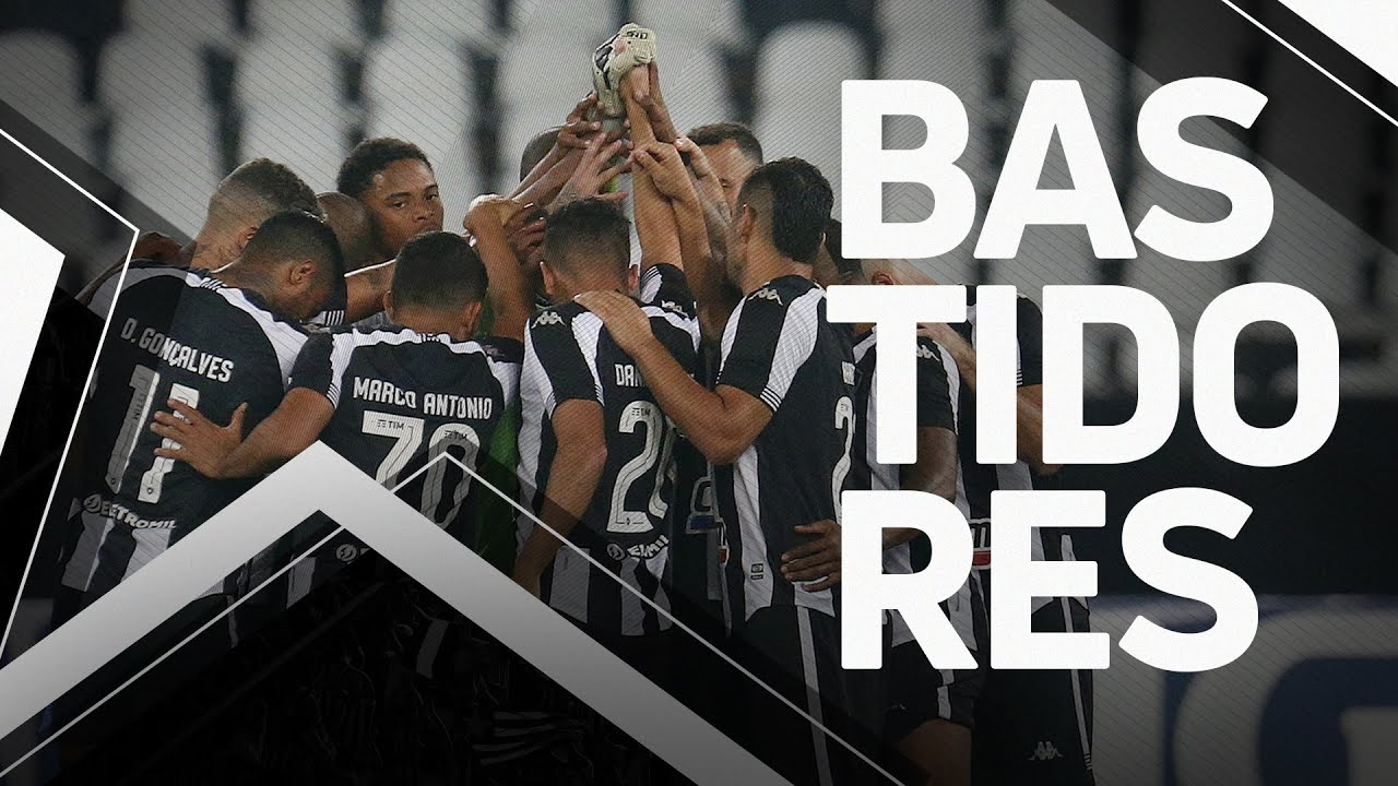 VÍDEO: Assista aos bastidores da vitória do Botafogo sobre o CSA no Nilton Santos