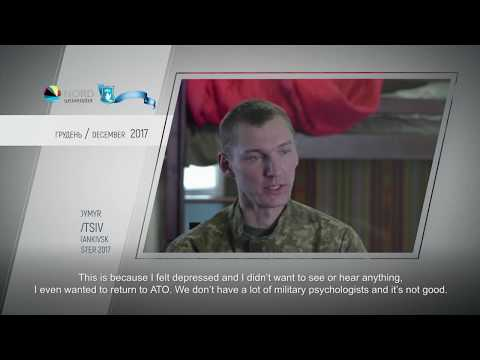 Video feedback of Volodymyr Yakivtsiv, graduate of the Ukraine-Norway project