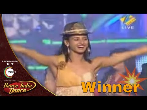 Download Shakti Mohan Winning Moment - FINALE - Dance India Dance Season 2 - Janta Ka Faisla HD Mp4 3GP Video and MP3