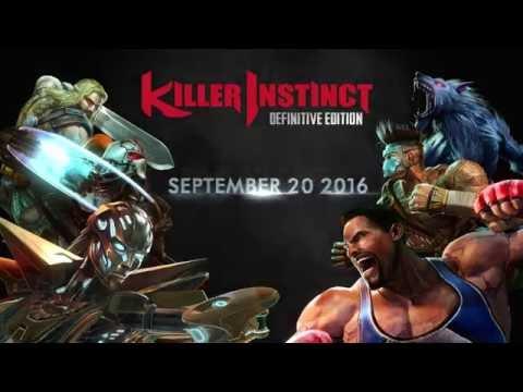 Видео № 1 из игры Killer Instinct [Xbox One]
