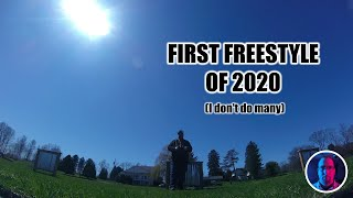 Tree Diving - FPV Freestyle at Edgewater Airpark