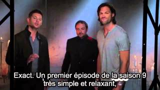 Supernatural - Spot Promo CW - VOSTFR