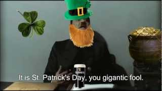 St. Patrick's Day in the Bunker