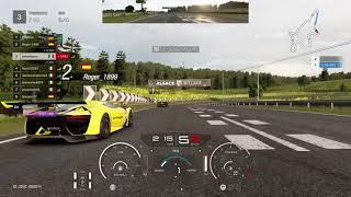 Gran Turismo SPORT online racing