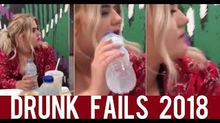 Drunk Fails 2018! || New Funny Compilation! || Drunk People Fails! || Year 2018!