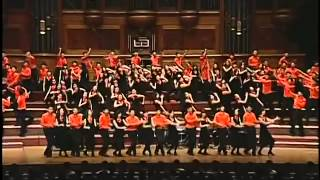"""We Go Together (from """"Grease"""") - National Taiwan University Chorus"""