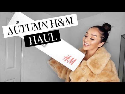 AUTUMN H&M HAUL & TRY-ON! // New Season
