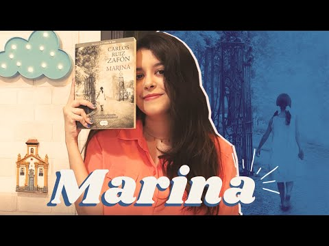 MARINA, de Carlos Ruiz Zafón | RESENHA