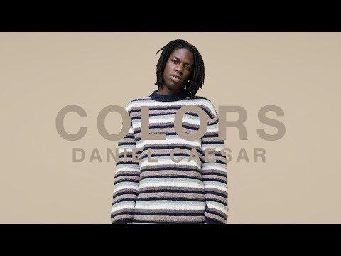 Daniel Caesar - Best Part   A COLORS SHOW