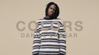 COLORS - Daniel Caesar - Best Part