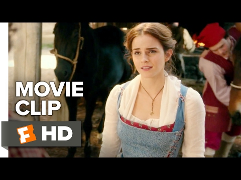 New Movie Clip for Beauty and the Beast