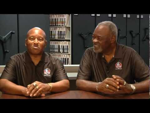 Mel Renfro and Rayfield Wright recall Super Bowls VI and XII