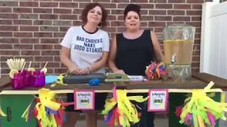 Create your own Party Decor with Swingline and Xyron