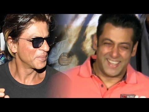 Shah Rukh Is The King Of Bollywood: Salman Khan