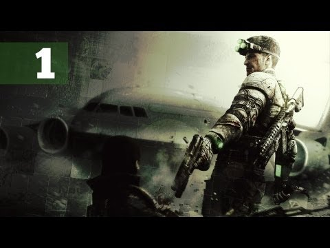 Прохождение Splinter Cell: Blacklist — Часть 1: Чёрный список