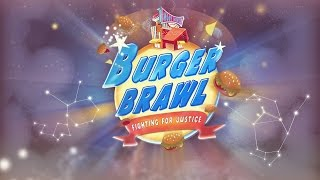 New Exciting and Unique Strategy Game, Burger Brawl,<br /> Now Available On The App Store<br />